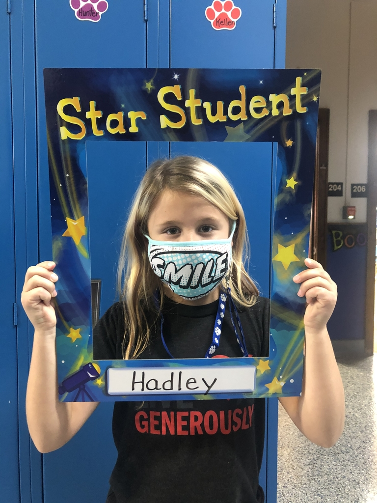 Bobcat of the Month - Hadley!