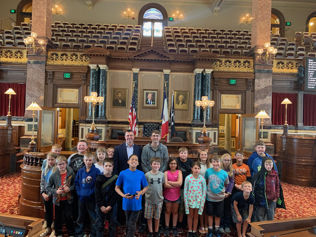 4th grade in the Senate