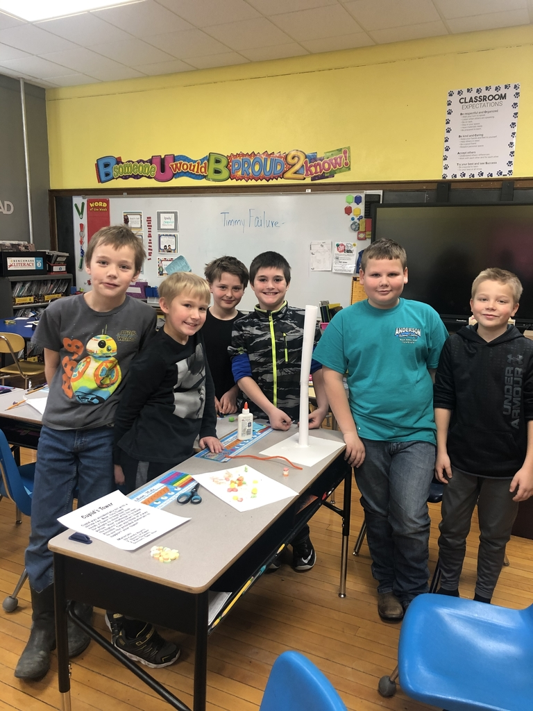 Valentine stem project